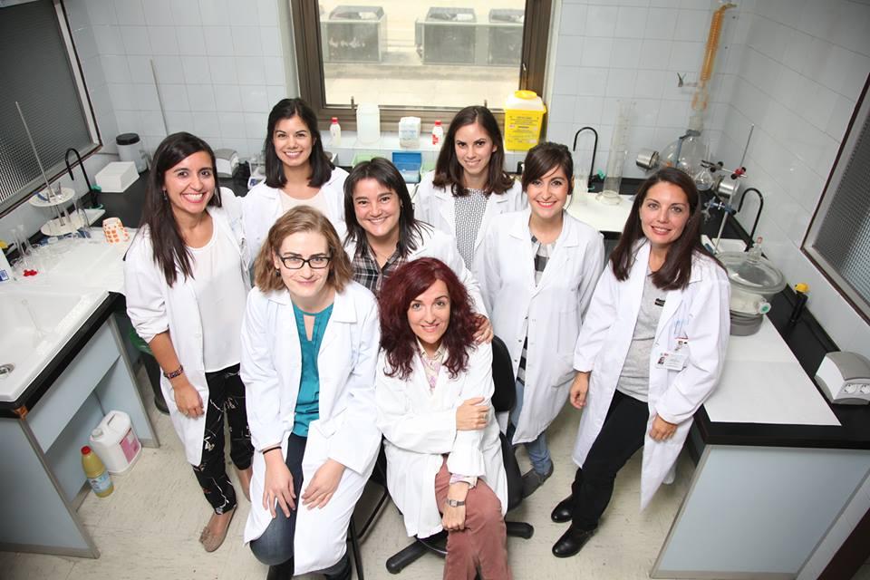 ellas, Bomberos ayudan y hospital Ramon y Cajal